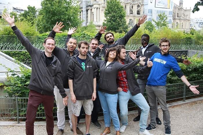 AODocs team in Paris